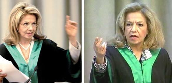Lebanese lawyer Bushra al-Khalil