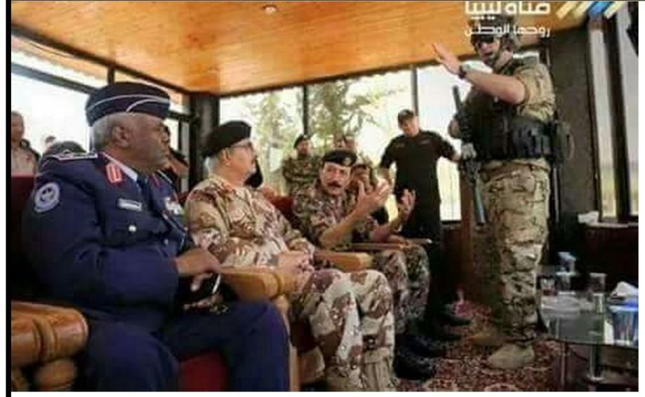 LIBYAN ARMY VALIENT