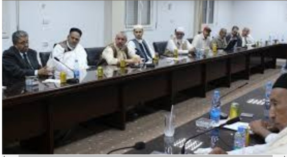 MISURATA SHURA COUNCIL of Elders