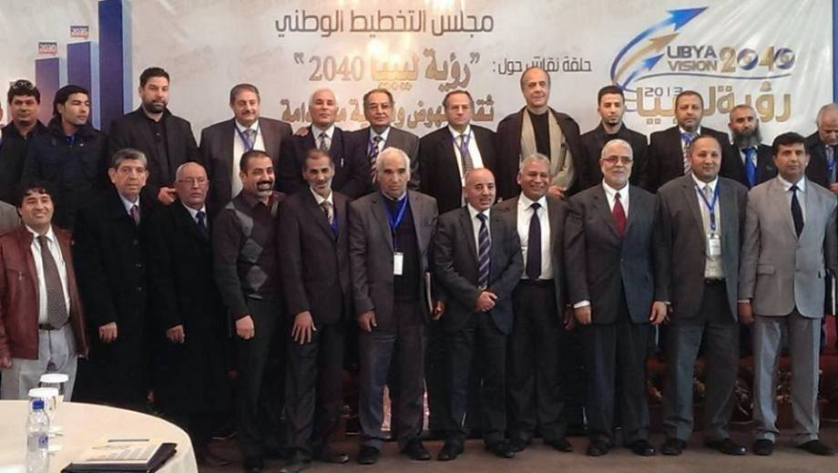 MISURATAN LIBYAN WING of the 'Muslim' Brotherhood w Guma el-Ghamety who control LIBYA