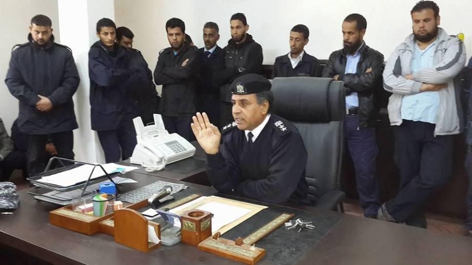 Qaminia, Salah, Benghazi Police, 1