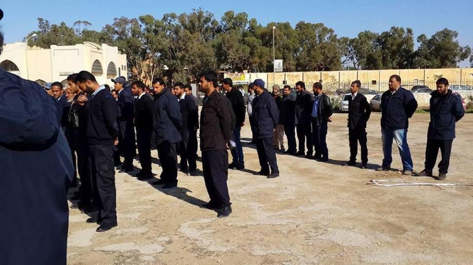 Qaminia, Salah, Benghazi Police, 3