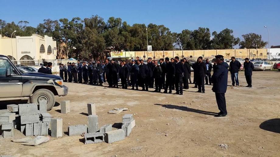 Qaminia, Salah, Benghazi Police, 4
