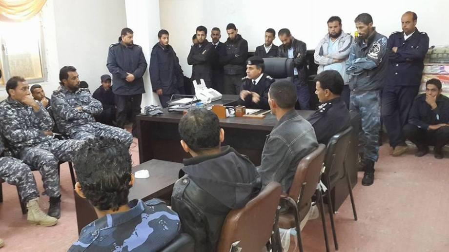 Qaminia, Salah, Benghazi Police, 5