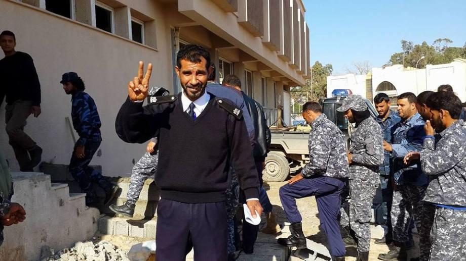 Qaminia, Salah, Benghazi Police, 6