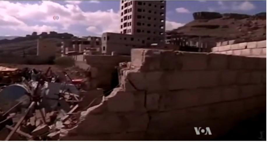 SAUDI's attack Yemen schools