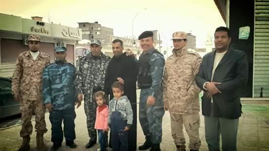 Saving Ajdabiya, 1