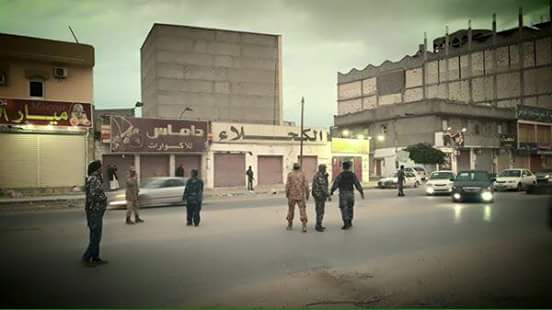 Saving Ajdabiya, 2