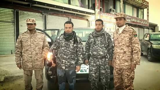Saving Ajdabiya, 3