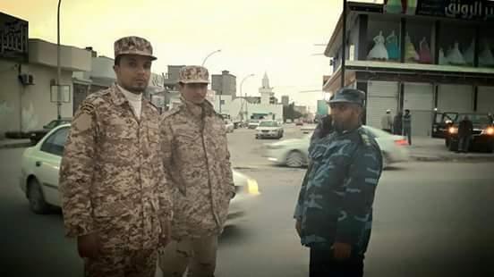Saving Ajdabiya, 4
