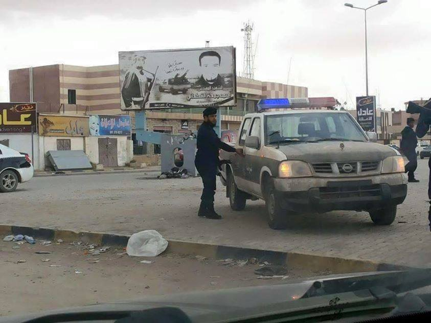 securing AJDABIYA, 3