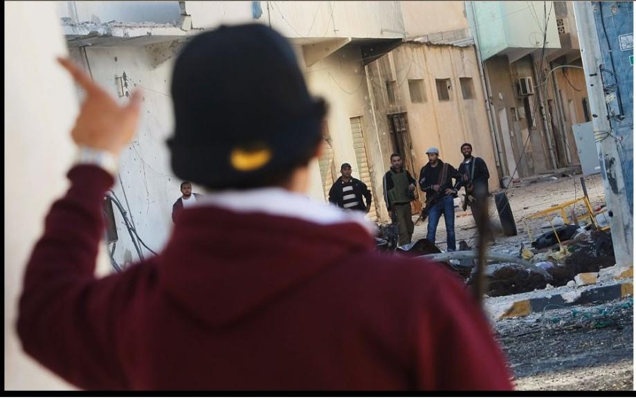 Signaling the militant Kharijite rats in Tripoli