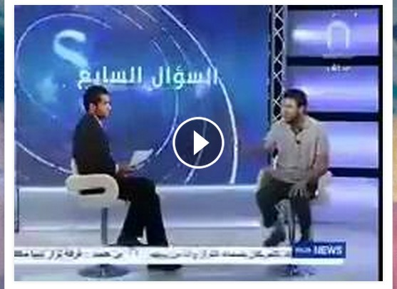 evil HiSAM BIN HUMAID interview