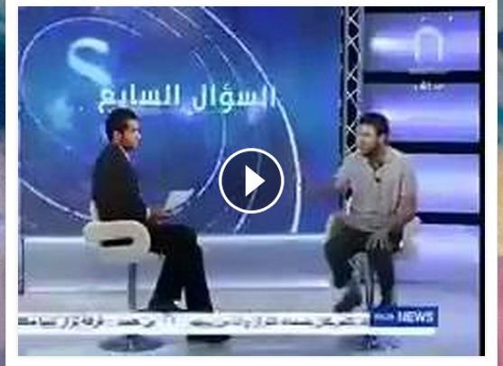 evil HiSAM BIN HUMAID interview