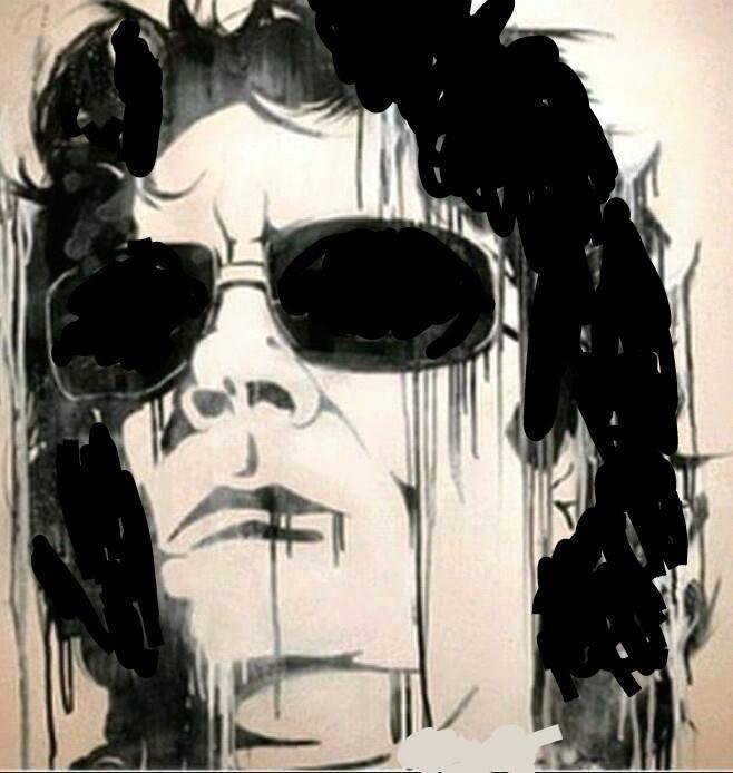 Mu sketched Image