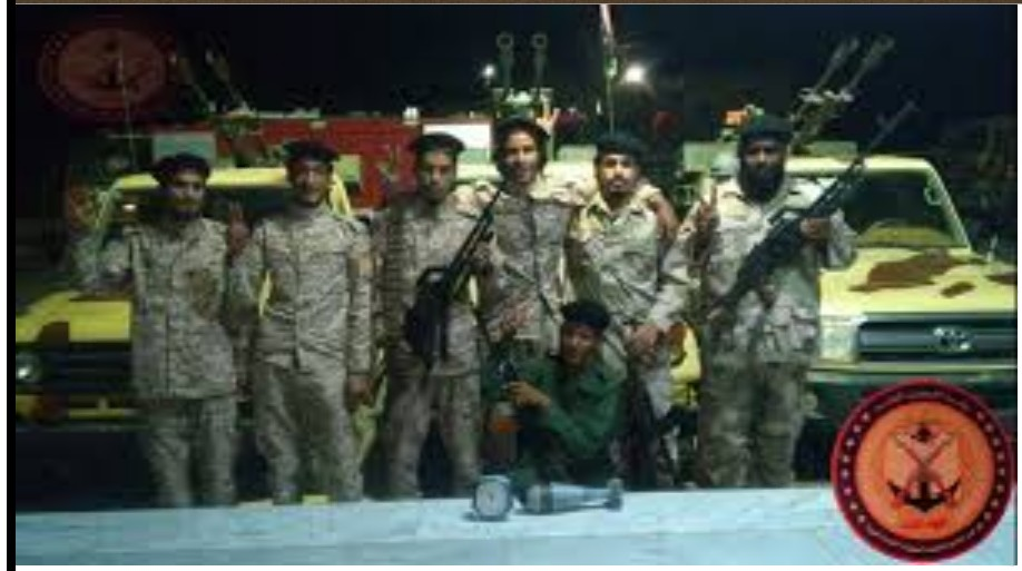 Zintan's Lightning Brigade, now part of LIBYAN OFFICIAL ARMY