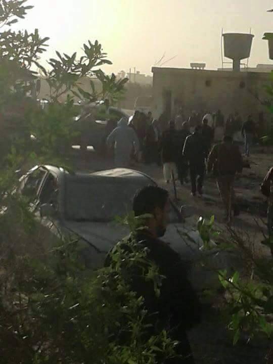 ZLITEN Bombing 07 JAN 2016